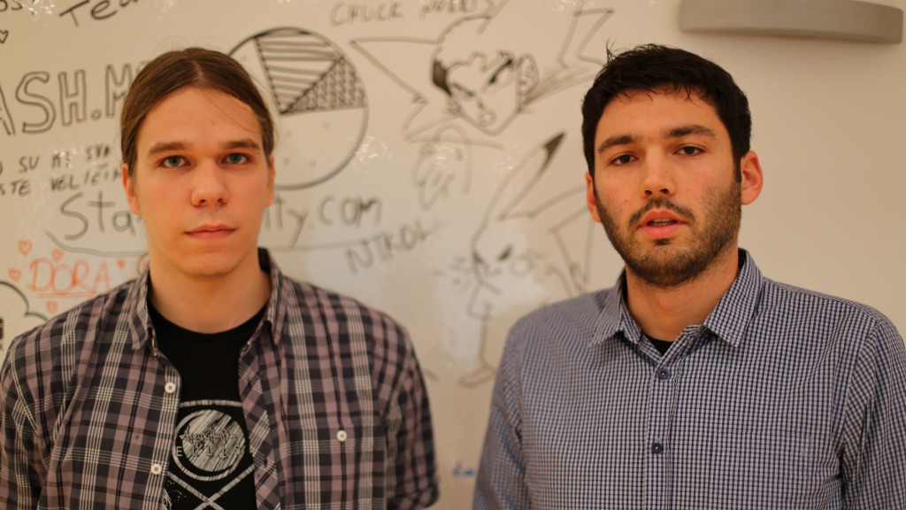 Filip Defar i Ivan Lučev