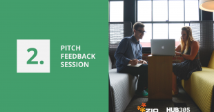 Pitch-Feedback-Session