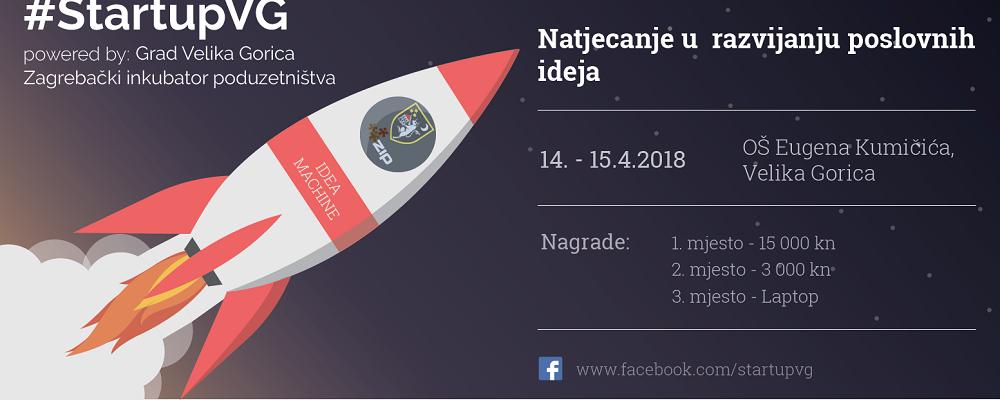 Drugi StartupVG