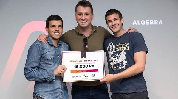 startupZG - pobjednički tim Snow Buddy